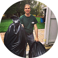 Ben Soreff tips to speed cleaning.