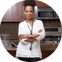Tanisha Lyons-Porter speed cleaning tips