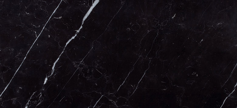Nero Marquina marble and how to clean it correctly