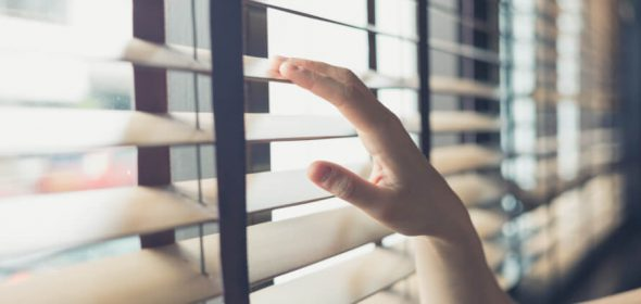 How to clean your venetian blinds